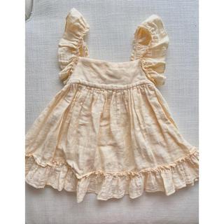 Caramel baby&child  - Liilu ワンピース 1y〜2y