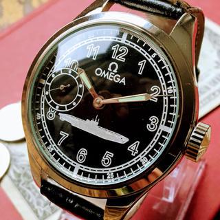 オメガ(OMEGA)の#736【OH済の美品】メンズ 腕時計 動作良好 オメガ 懐中時計 アンティーク(腕時計(アナログ))