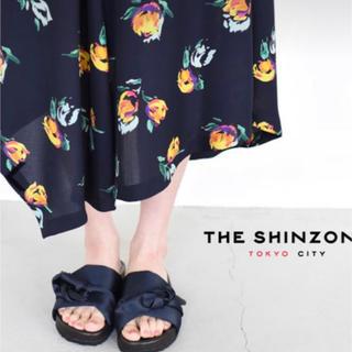 シンゾーン(Shinzone)のシンゾーン ☆SHINZONE人気完売サンダル美品!(サンダル)