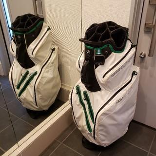 ビーエムダブリュー(BMW)の美品 BMW Golfsport キャディバッグ キャディーバッグ ゴルフバッグ(バッグ)