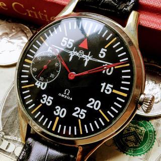 オメガ(OMEGA)の#735【極上の一品】メンズ 腕時計 動作良好 オメガ 懐中時計 アンティーク(腕時計(アナログ))