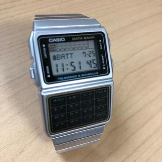 カシオ(CASIO)の【CASIO】データバンク DBC-610 / カシオ 時計 メンズ 人気(腕時計(デジタル))