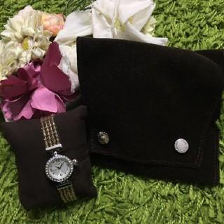 フォクシー(FOXEY)の新品フォクシー レディジュエルウォッチ ブレスレット腕時計(ブレスレット/バングル)