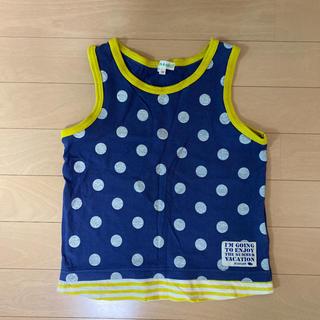 サンカンシオン(3can4on)の3can4on タンクトップ 120(Tシャツ/カットソー)