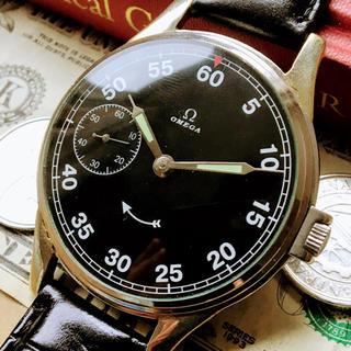オメガ(OMEGA)の#734【OH済の美品】メンズ 腕時計 動作良好 オメガ 懐中時計 アンティーク(腕時計(アナログ))
