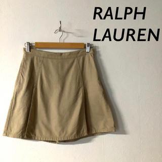 ラルフローレン(Ralph Lauren)のRalph  Lauren  キュロットパンツ ベージュ 160(キュロット)