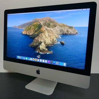 マック(Mac (Apple))のCorei7+GPU4GB搭載!! iMac2017 Retina 4K21.5(デスクトップ型PC)