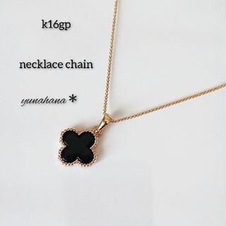 New k16gpネックレスブラッククローバーチャーム ハンドメイド(ネックレス)