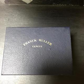 フランクミュラー(FRANCK MULLER)の✨フランクミュラー 空箱✨(ショップ袋)