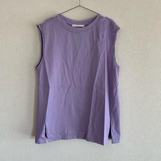 ミラオーウェン(Mila Owen)のMila Owen ノースリーブ トップス(Tシャツ(半袖/袖なし))