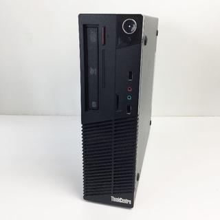 レノボ(Lenovo)の中古☆Lenovo デスクトップパソコン ThinkCentre M73 ④(デスクトップ型PC)