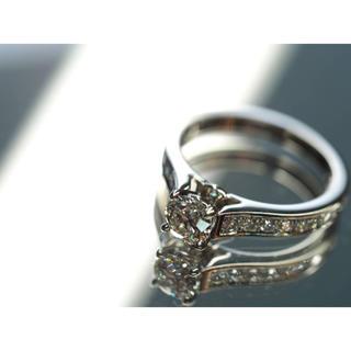 カルティエ(Cartier)の質屋出品iim Cartier カルティエ ソリテール1895ハーフダイヤリング(リング(指輪))