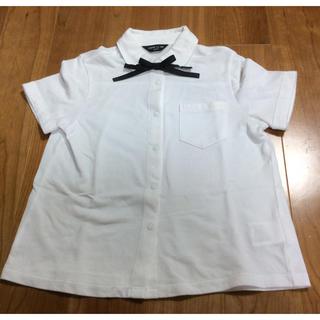 小学校受験女の子用 洋服  ・半袖シャツ:120cm COMME CA ISM
