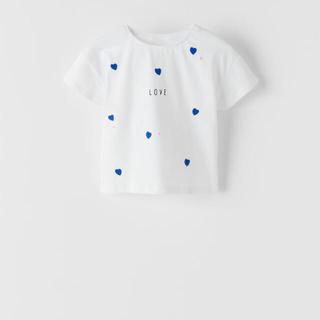 ザラキッズ(ZARA KIDS)の6-9m ザラベイビー Tシャツ(Tシャツ)