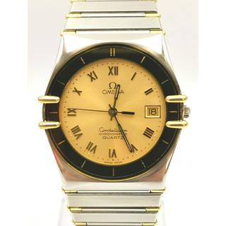 オメガ(OMEGA)のOMEGA  1431  コンステレーション ローマ デイト YG/SS 時計(腕時計(アナログ))