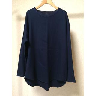アンユーズド(UNUSED)のUNUSED シルクプルオーバー(Tシャツ/カットソー(七分/長袖))