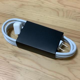 アップル(Apple)のMacBook Air 純正 充電用延長コード(ノートPC)