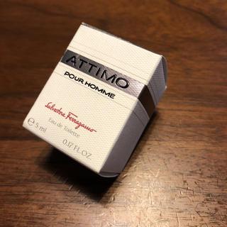 フェラガモ(Ferragamo)のフェラガモ 香水 ATTIMO(香水(男性用))