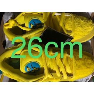 ナイキ(NIKE)のナイキ SB ダンク Nike SB Dunk Low イエロー26cm(スニーカー)