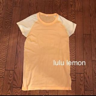 ルルレモン(lululemon)のlulu lemon シームレスTシャツ(Tシャツ(半袖/袖なし))