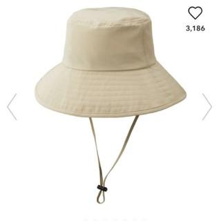 ジーユー(GU)のGU サファリハット 帽子 大型店限定(ハット)