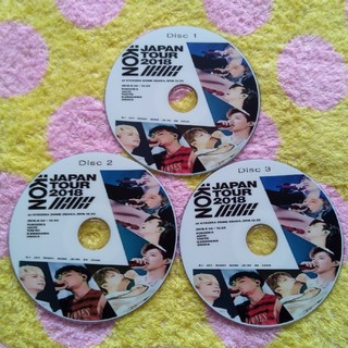 アイコン(iKON)の✨iKON✨2018 京セラドームライブ 3枚セット(ミュージック)