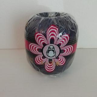 【在庫残り2】ダルマ 紫色レース糸  50g #40 COL.19(生地/糸)