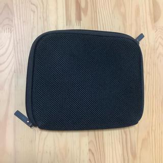 プロテクトケース タブレットケース 厚手 黒(iPadケース)