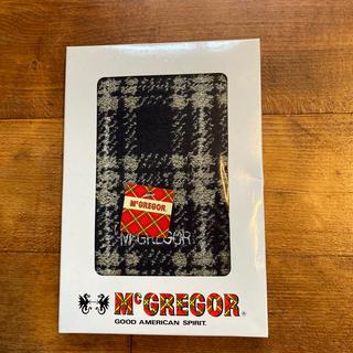 マックレガー(McGREGOR)のハンドタオル 新品(タオル/バス用品)