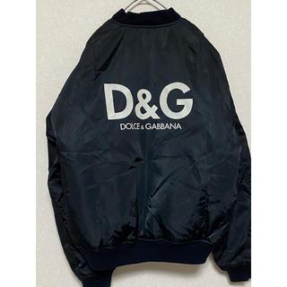 ドルチェアンドガッバーナ(DOLCE&GABBANA)の【激レア】90s Dolce&Gabbana ナイロンジャケット(ナイロンジャケット)