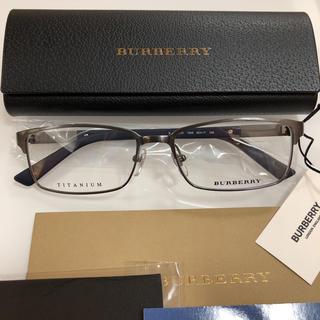 バーバリー(BURBERRY)のバーバリー BURBERRY BE1296TD B1296TD 眼鏡 メガネ (サングラス/メガネ)