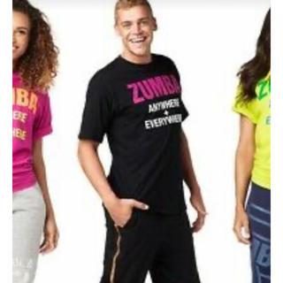 ズンバ(Zumba)のzumba ズンバ フリーサイズ Sale(Tシャツ(半袖/袖なし))