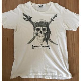ユニクロ(UNIQLO)のUNIQLO UT パイレーツ オブ カリビアン Tシャツ(キャラクターグッズ)