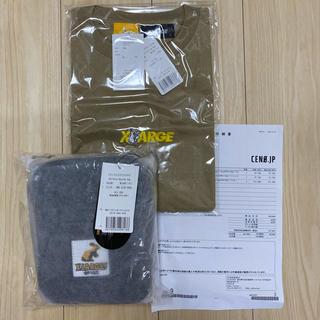 エクストララージ(XLARGE)のFR2 XLARGE ファックアイコンTシャツ ショルダーバッグ セット(Tシャツ/カットソー(半袖/袖なし))