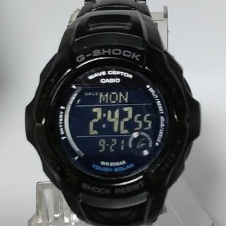 ジーショック(G-SHOCK)のCASIO  GーSHOCK  GWー700BTJ  チタンバック 電波ソーラー(腕時計(デジタル))