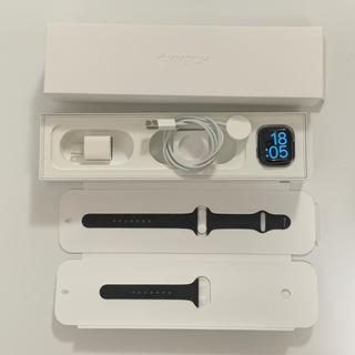アップルウォッチ(Apple Watch)のアップルウォッチ シリーズ 5  Apple Watch series 5(腕時計(デジタル))