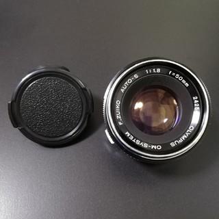 オリンパス(OLYMPUS)のOlympus f.ZUIKO 50mm f/1.8(レンズ(単焦点))