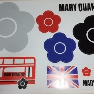 マリークワント(MARY QUANT)のMARY QUANT ノベルティ ステッカー(ノベルティグッズ)