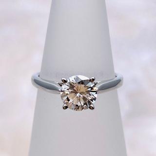 カルティエ(Cartier)の★Cartier★ ソリテール ダイヤリング 婚約指輪 D0.71ct(リング(指輪))
