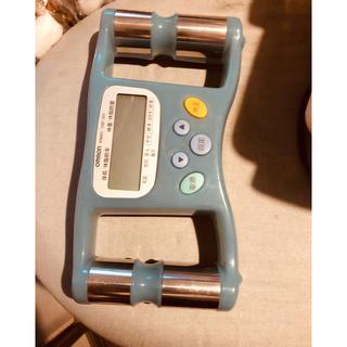 オムロン(OMRON)の💐オムロン体脂肪計ハンド式💐新電池入り(体脂肪計)