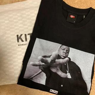 Supreme - KITH×BIGGIE CLASSIC  L/S Tシャツ ビギー