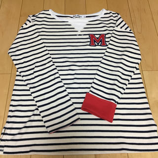 ミルクフェド(MILKFED.)のミルクフェド ボーダーT(Tシャツ(長袖/七分))