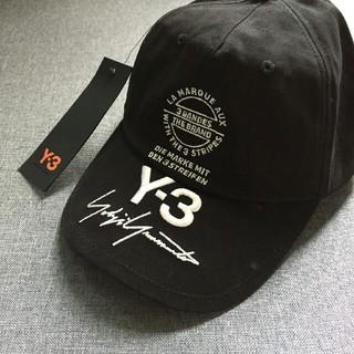 Y-3 - 新品 Y-3 キャップ タグ付き