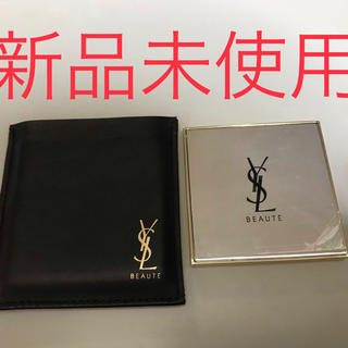 イヴサンローランボーテ(Yves Saint Laurent Beaute)のイヴ・サンローラン ミラー 新品 未使用(ハンドバッグ)