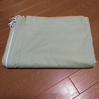 ニシカワ(西川)の掛け布団カバー モスグリーン (シーツ/カバー)