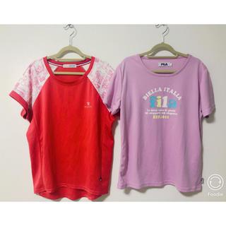 フィラ(FILA)の【新品】スポーツウェア☆FILA☆ELLESPORT(ウェア)