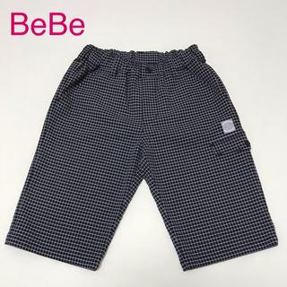 ベベ(BeBe)のハーフパンツ ブラック(パンツ/スパッツ)