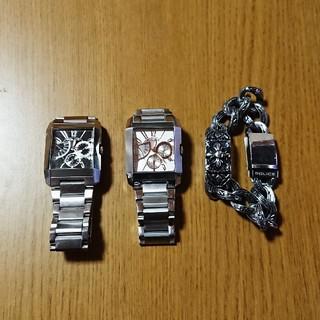 ポリス(POLICE)のPOLICE 時計&ブレスレット(腕時計(アナログ))