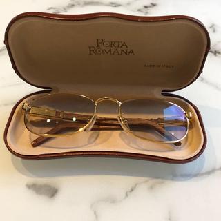 カルティエ(Cartier)のporta romana ポルタロマーナ サングラス メガネ(サングラス/メガネ)