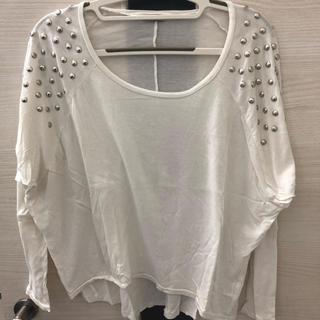 マウジー(moussy)の22.Tシャツ(Tシャツ(長袖/七分))